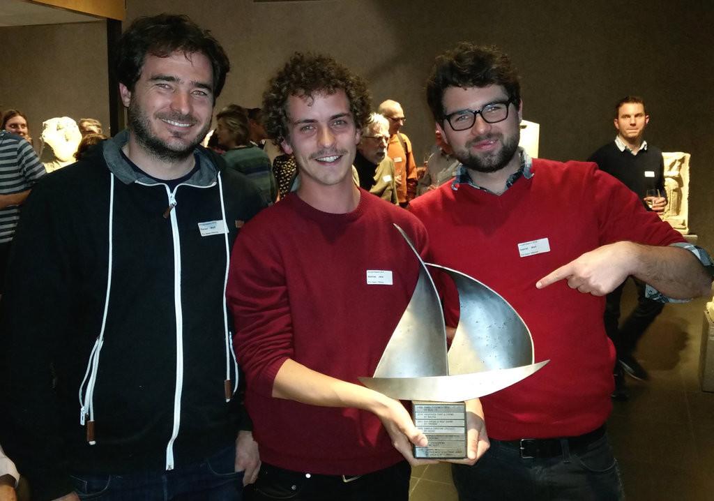Gabriel Wolf, Matthias Jeker, Florian Wolf